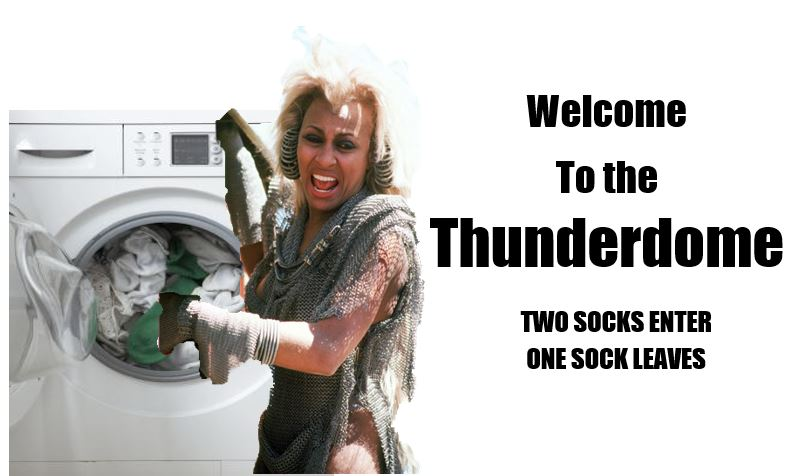 Welcome to the Thunderdome